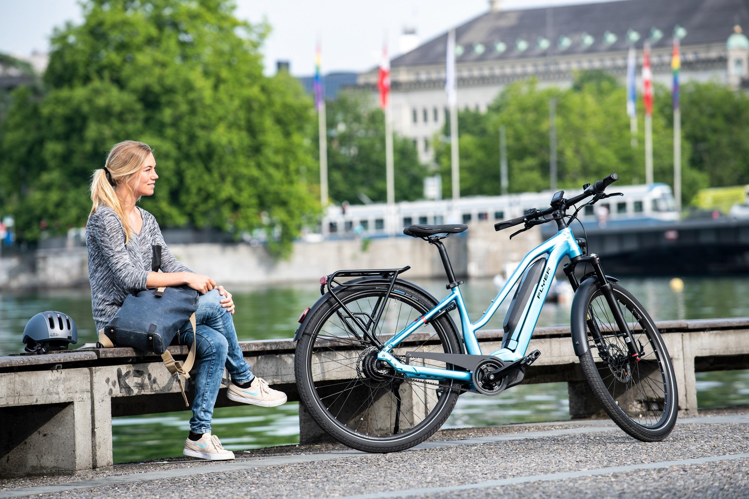 FLYER_E-Bikes_Urban_Upstreet5_Zurich_24